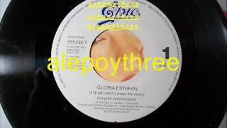 Gloria Estefan - Oye Mi Canto 45 rpm