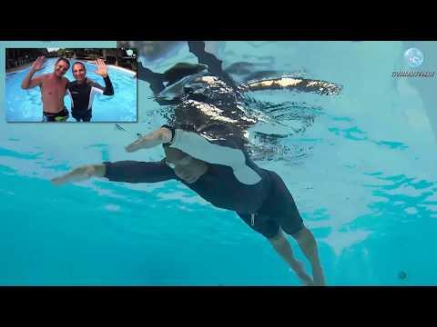 Обучение плаванию - видео онлайн
