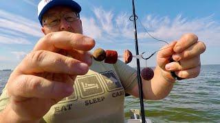 Рыбалка на необитаемом острове посреди Днепра День второй. Сазан пошел