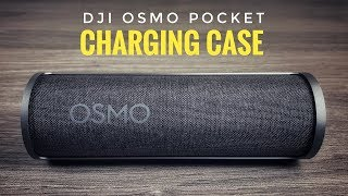 DJI Osmo Pocket Charging Case Review