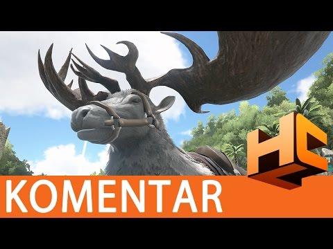 JELEN PROTIV DINOSAURA (ARK: Survival Evolved) - Život s dinosaurima #26 | HCL