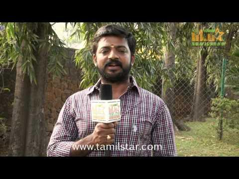 Kathir Interview for Kantharvan Movie