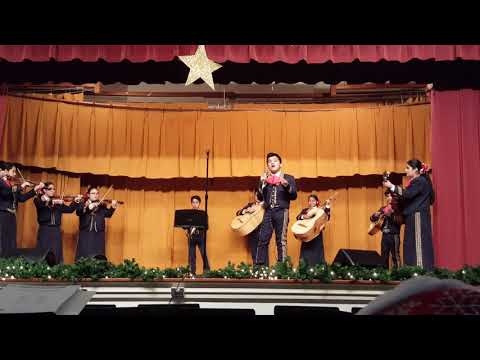 Adios amor.. cristian nodal cover..  hawthorne academy mariachi