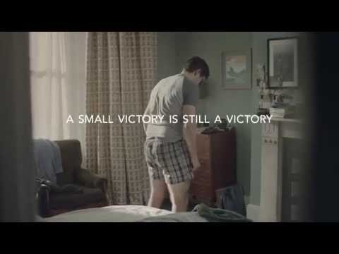 Nuffield Health 'Small Victories' TV advert. For the love of life.
