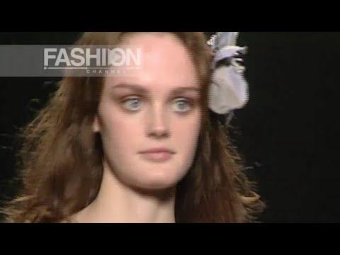 SONIA RYKIEL Spring Summer 2005 Paris Pret a Porter by Fashion Channel