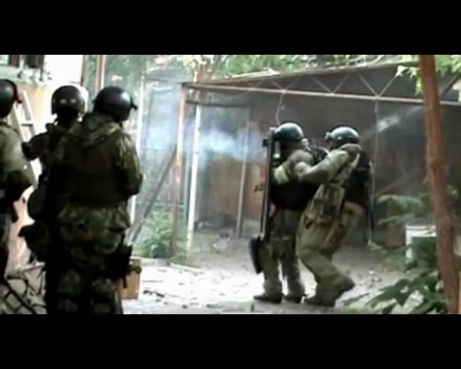 War in Dagestan.Russian Spetsnaz in action [MIX 18+] part1 ...