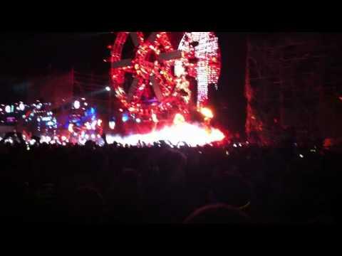 Rusko - California Love @ EDC Las Vegas