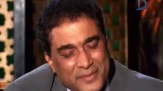 لحظة تأثر أحمد زكي في حديثه عن سعاد حسني