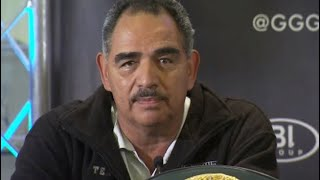 ABEL SANCHEZ FIRES BACK AT GGG FOR BEING FIRED CALLING HIM GREEDY!