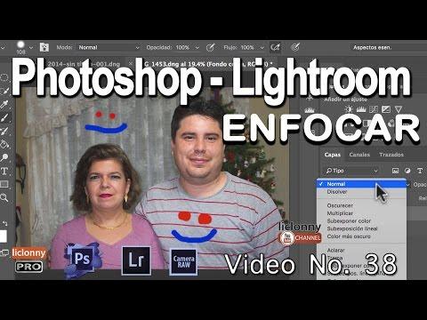 Tutorial Enfocar.Photoshop Y Lightroom # 38 PHOTOSHOP. ¿Cuáles Son Los Modos De Fusión?. Liclonny