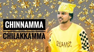 Chinnamma Chilakkamma Sagar bora Dance choreography / Shivam Dance Group.Official
