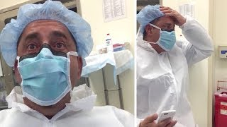 A Wife Gives Birth to 6th Baby and Dad Looks down and Starts Screaming