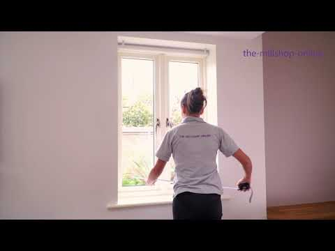 How To Measure Window For A Roman Blind