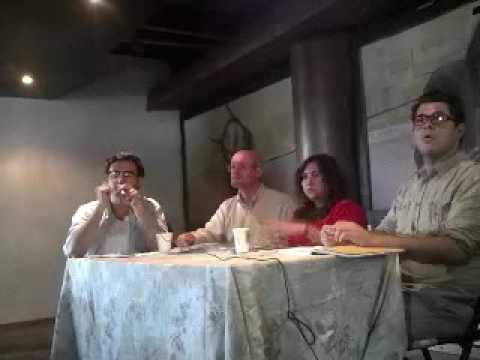 Conferencia de Estudiantes en Defensa de la Educación Pública, Tijuana, BC. Parte 1