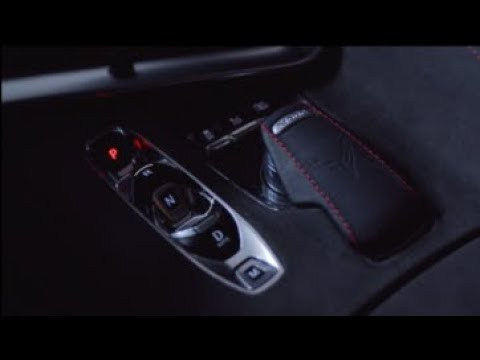 2020 Corvette Electronic Shifter Chevrolet