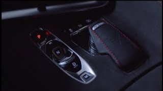 2020 Corvette: Electronic Shifter | Chevrolet