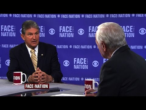 Joe Manchin: Hillary Clinton is a fighter