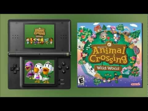 Animal Crossing - Wild World [OST] 2 AM Hourly Music