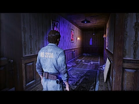 Silent Hills: The Gallows - Gameplay (Silent Hill Type Game)