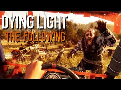 Dying Light The Following Gameplay German PC ULTRA - Landluft