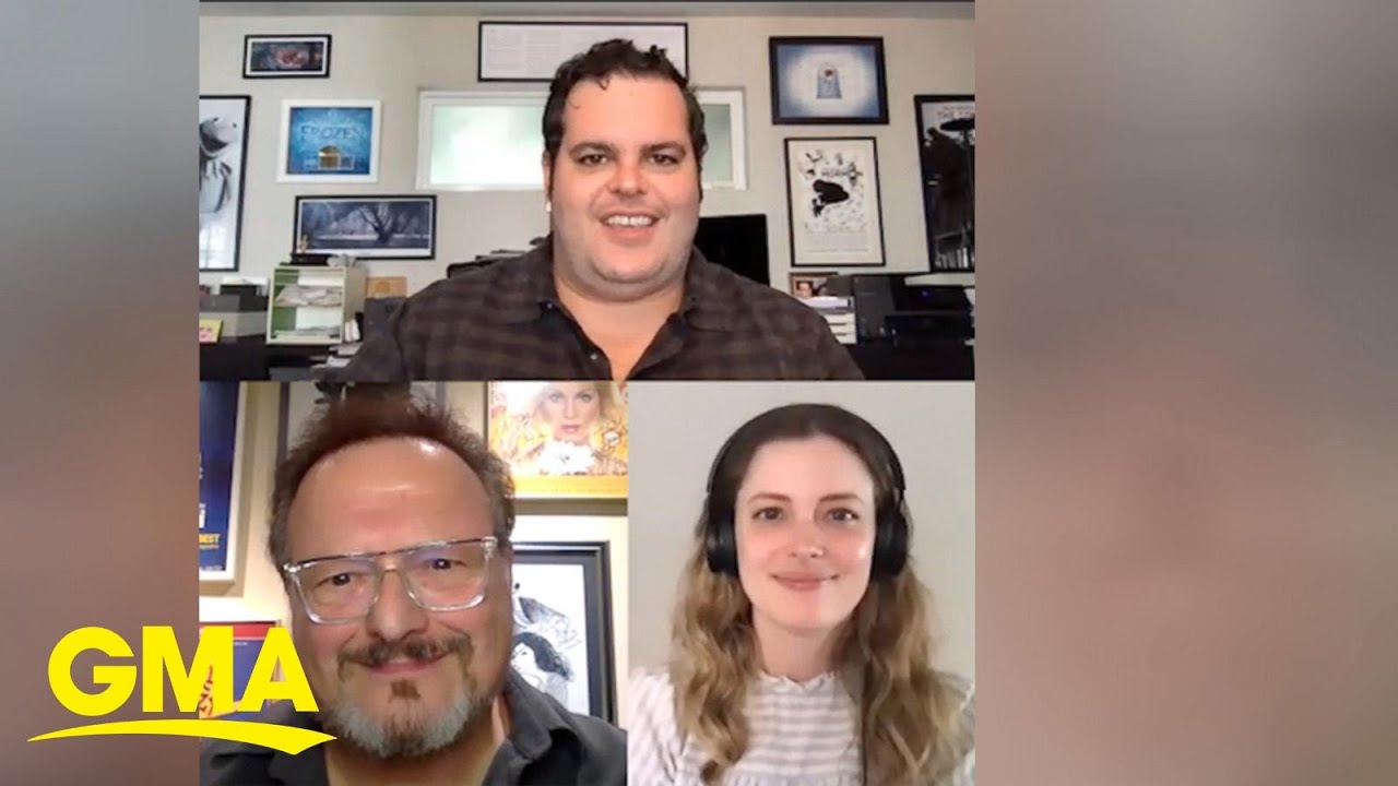 Josh Gad from Disney's Frozen has a new podcast and it's not what you'd think