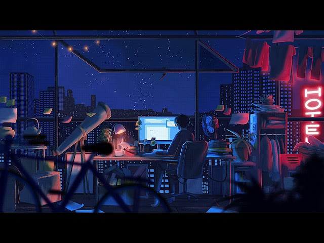 3 AM Coding Session - Lofi Hip Hop Mix [Study & Coding Beats]