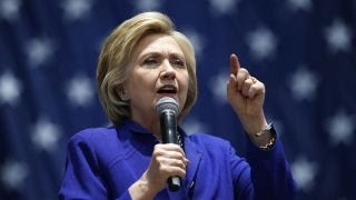 Should Hillary be concerned about the 'Crisis of Character' book?