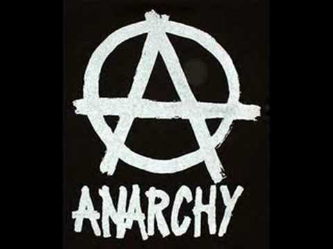 Meaning Of Anarchy Youtube