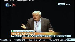 28-01-2017 Kâinat Ayetleri - Prof Dr Mehmet OKUYAN – Kur'an'i Kavramlar – Çay TV