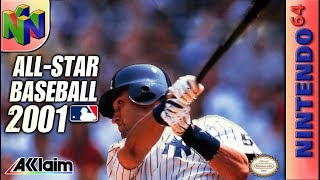 Longplay of All-Star Baseball 2001