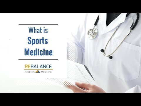 Sports Medicine Toronto: What is Sports Medicine?