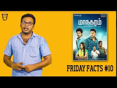 Managaram - Friday Facts #10 | Review on Reviewers with Shah Ra