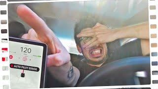 Das passiert, wenn selbstfahrende Autos ABSTÜRZEN...