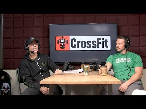 "CrossFit Podcast Ep. 17.22: Kevin ""Mad Dog"" Johnson"