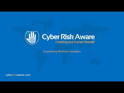 Cyber Risk Aware – Advanced Customized Phishing Simulation Solutions