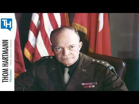 GOP has Become Fear and Hate President Eisenhower Warned Of