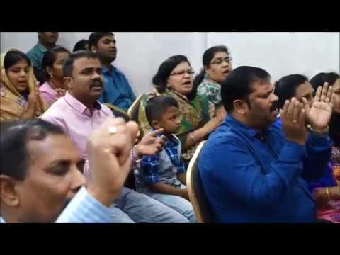 Tamil Live Praise and Worship, April 20, 2018   Word of God Church   Doha Qatar