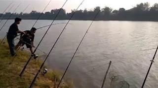 ตกปลาแม่น้ำเจ�...