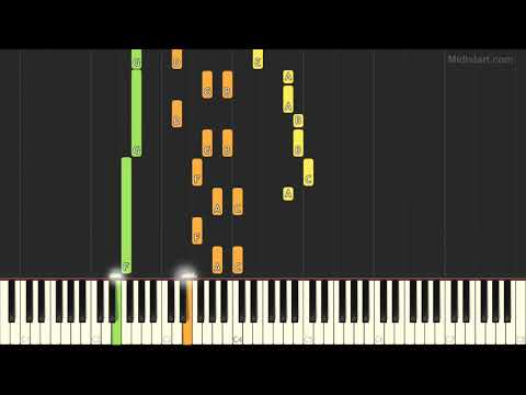 John Lennon - Imagine [Ver.3] (Piano Tutorial) [Synthesia]