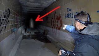 We Caught A Ghost! (Haunted Pennhurst Asylum) Part 2
