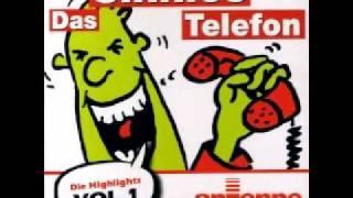 Sinnlos Telefon - Opa Unger und der Fernseher