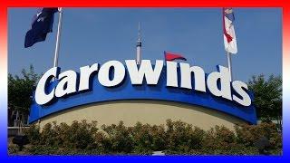 carowinds 4k usa 2016 day 12