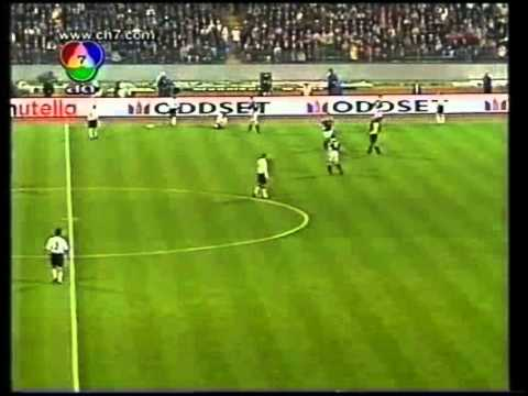 2002 FIFA World cup (Qualifier) - Germany vs England