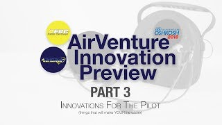 Part3 - 2018 AirVenture Innovation Preview (Other Innovations)