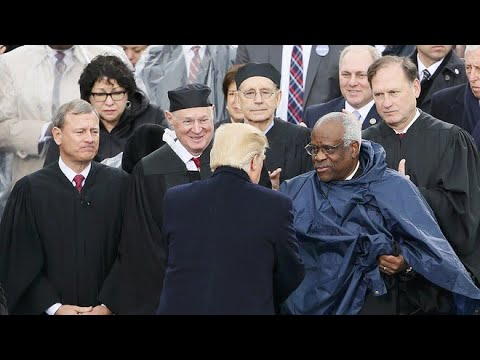Justice Clarence Thomas Sides with Trump on Twitter Bias in Another Major Political Win for 45