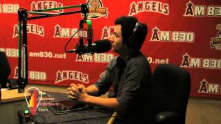 Comedian Josh Robert Thompson Radio The Business Experience Show Video AM830
