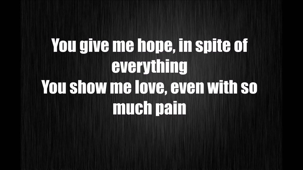 You give me hope - Ryan Kirkland (Thomas Kaulfuss cover) - YouTube