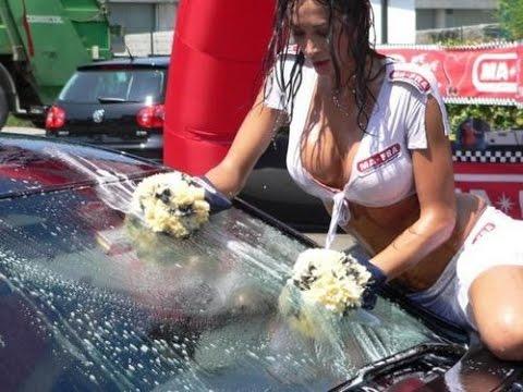 Car Wash Homme