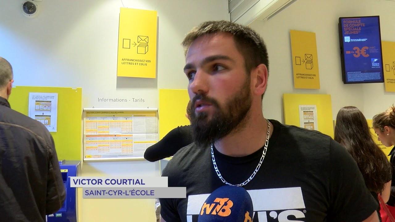 Yvelines | Montigny-le-Bretonneux : Le bureau de poste de l'avenue du Centre a déménagé