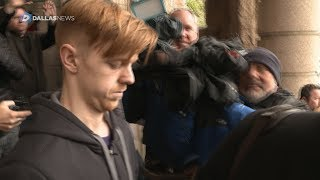 Ethan Couch leaves free after two years in prison
